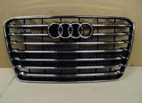 Audi A8 D4 W12 решетка радиатора рестайлинг