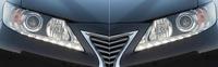 Lexus ES фары 2012-