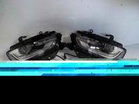 Фары ксенон Audi A4 адаптивные рестайлинговые 2011-2014