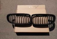 BMW E90 Решетки радиатора (ноздри) матовые 2008-2012