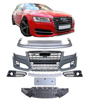 Audi S8 A8 D4 обвес рестайлинг