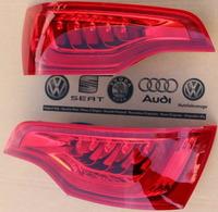 Задние рестайлинговые фонари Audi Q7