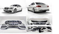 Mercedes E klass W212 обвес AMG 6.3 рестайлинг