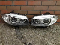 BMW e82 e88 фары ксенон дорестайлинг 2008-2011