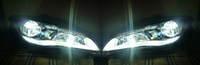 Audi R8 фары LED 2012- рестайлинг