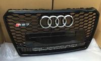 Audi A7 решетка радиатора Quattro Black