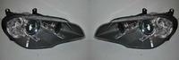 BMW X5 E70 рестайлинг фары адаптивные