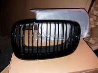 BMW X6 E71 черные решетки радиатора M