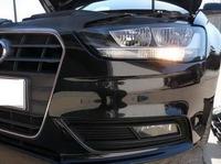 Фары ксенон LED с установкой на Audi A4 2012-2015