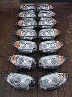 BMW E82 E88 LCI фары ксенон 2011-2013