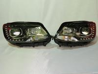 Volkwagen Tiguan фары ксенон LED рестайлинг 2011-