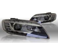 Audi Q7 ксенон LED фары рестайлинг