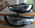 Audi A3 FULLED светодиодные фары 2013-