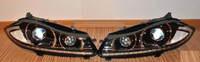 Jaguar XF адаптивные фары рестайлинг 2011-