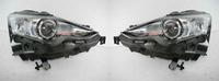 Lexus IS фары 2013-