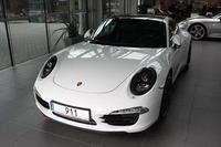 Porsche 911 991 фары ксенон чёрные black edition