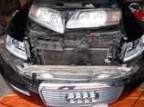 Audi A6 C6 4F LED фары рестайлинг дооснащение