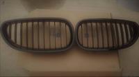 BMW E60 Решетки радиатора (ноздри) матовые