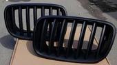 BMW X5 E70 Решетки радиатора (ноздри) матовые