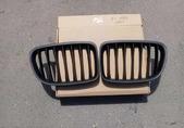 BMW X1 E84 Решетки радиатора (ноздри) матовые