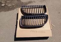 BMW E90 Решетки радиатора (ноздри) карбон 2005-2008