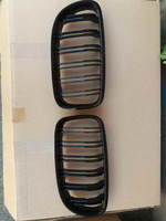 BMW E90 Решетки радиатора М3 Раздвоенные Рестайлинг