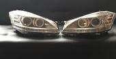 Mercedes W221 фары рестайлинг (подходят с 2006 по 2009)