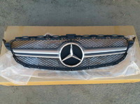 Mercedes Benz W205 решетка радиатора AMG 63