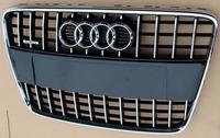 Решетка радиатора Audi Q7 S-line рестайлинг 2006-2014