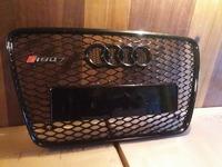 Решетка радиатора Audi RSQ7 2006-2014