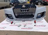 Audi A3 8V Передний бампер+решетка радиатора RS3 2013-2016