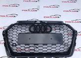 Audi A3 8V Решетка радиатора в стиле RS3 рестайлинг 16-20 г.в.