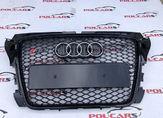 Audi A3 Решетка радиатора Rs3 2007-2013 черная