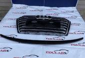 Audi A4 B8 Решетка радиатора+спойлер S4 12-15 г.в.