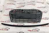 Audi A4 B9 решетка радиатора + спойлер S4 16-19 г.в.