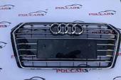 Audi A4 B9 S-line решетка радиатора в s-line бампер