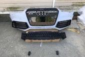 Audi A5 передний бампер рестайлинг RS5