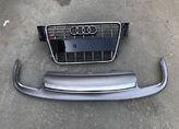 Audi A5 Решетка с диффузором S-line стиль S5