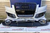 Audi A6 C6 Обвес дорестайлинг RS6 стиль