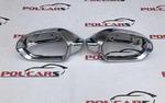 Audi A6 C7 накладки на зеркала RS6 стиль