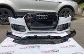 Audi A6 C7 Передний бампер RS6 рестайл 15+