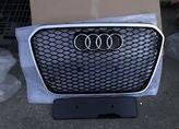 Audi A6 C7 решетка радиатора RS6 дорест 11-14 г.в.