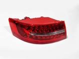 Audi А6 С6 рестайлинг задний левый фонарь в крыло