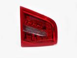 Audi А6 С6 рестайлинг задний левый фонарь в крышку