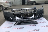 Audi A7 передний бампер дорестайлинг