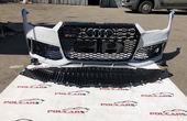 Audi A7 передний бампер RS7 рестайлинг 15-17 г.в.