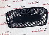 Audi A7 решетка радиатора RS7 черная рестайл