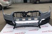 Audi A7 рестайлинг передний бампер