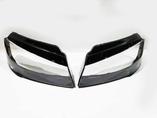 Audi A8 D4 стекло фары левое/правое