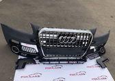 Audi Q5 Передний бампер S-line рестайлинг